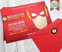 Convite Flash
