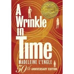 A Wrinkle in Time was my favorite book when I was a child. I still love it!