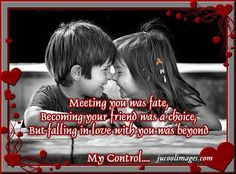 @Heather Creswell Marie  Falling In Love With You Was Beyond My Control <3