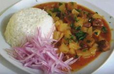 Patitas con maní - Blog gastronómico de César Hinojosa Quiroz