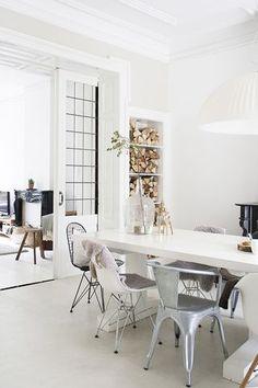 79 best Eetkamer images on Pinterest   Kitchen dining, Lunch room ...