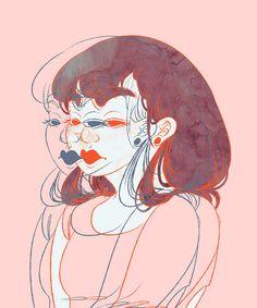 Four Eyes by Vivian Le