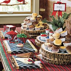 Scottish Open House Decorating Projects   Stack it Up   SouthernLiving.com