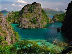 Coron, Palawan: Coral gardens that rival the Great Barrier Reef, shipwrecks, hot spring pools and beaches for solitude. Paradise!