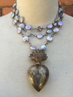 Lay a way payment 3 Bohemian Jewelry, Pearl Jewelry, Jewelry Art, Beaded Jewelry, Jewelery, Vintage Jewelry, Handmade Jewelry, Jewelry Design, Gold Jewellery