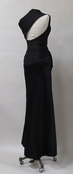 Charles James c1944, possibly from an earlier design   The Met