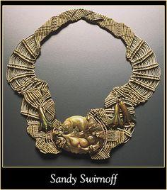 Macrame Jewelry - Sandy Swirnoff