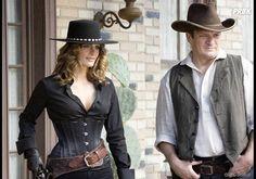 Castle saison 7, épisode 7 : Rick et Kate au Far-West pour leur lune de miel