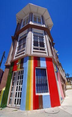 Valparaíso, Chile                                                                                                                                                                                 More