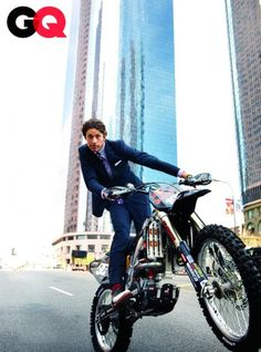 Travis Pastrana Riding Bike In a Suit Travis Pastrana, Triumph Motorcycles, Monster Energy, Ducati, Motocross Wedding, Mopar, Freestyle Motocross, Nitro Circus, Kart