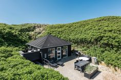 Small but nice holiday home for 4 people in a great location only 25 meters to th … Prefab Cottages, Walk Around The World, Destinations, Great Vacations, Beach Cottages, Little Houses, The Good Place, Places To Go, Hotels
