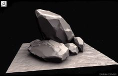 Rawk - Post any rocks you make here! - Page 13 - Polycount Forum