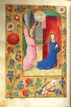 Anunciação | Museu Nacional de Arte Antiga Autor Desconhecido | 1500 d.C.