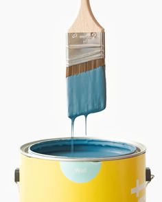 A true, medium blue paint color with a big personality. This stylish hue gives off boss vibes wherever it goes, just like our favorite celebrity duo and their offspring. Best Blue Paint Colors, Blue Ivy, Hue, Personality, Boss, Vibrant, Celebrity, Medium, Stylish