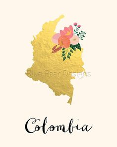 Travel decor office interiors ideas for 2019 Colombia Map, Tattoo Coloring Book, Colombian Art, Travel Icon, Photo Printing Services, Photo Printer, Online Printing, Giclee Print, Portugal