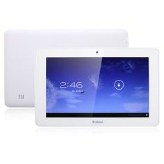Ainol Novo 7 Crystal 2 Quad Core Tablet PC 7 Inch MVA HD Screen Android 4.1 8GB White www.pandawill.com/ainol-novo-7-crystal-2-quad-core-tablet-pc-7-inch-mva-hd-screen-android-41-8gb-white-p72688.html Best Android Smartphone, Android 4, Online Electronics Store, Consumer Electronics, Good Customer Service, Quad, Core, Crystals, Crystal