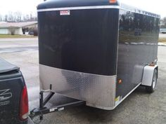 2011 6x12 HAULIN Enclosed Motorcycle Trailer (example only; contact for pictures) The 2011 HAULIN ENCLOSED TRAILER for SALE is a 5 x 9 Enclosed Trailer with very low miles. The tires are still like new and I have the motorcycle trailer