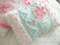 Pretty soft colours