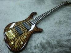 FREEDOM CUSTOM GUITAR RESEARCH / Dulake 4st MLK Electric Bass Free Shipping! δ