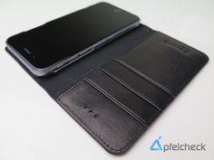 cool Review - Caseual Leather Wallet - iPhone 6 & 6 Plus Case aus Leder mit dezentem Design und integrierten Kartenfächern sowie Stand-Funktion