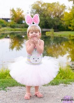 Hey, I found this really awesome Etsy listing at https://www.etsy.com/listing/185489261/bunny-tutu-dress-easter-tutu-dress