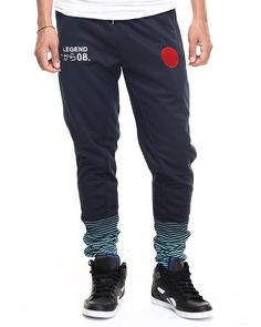 Find RISING SUN TRACK PANTS Men's Jeans & Pants from Pink Dolphin & more at DrJays. on Drjays.com