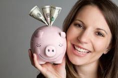 Wow! Who knew that saving money could be so sexy and fun?!