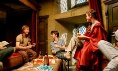 This 'Harry Potter' Themed Dorm Is As Close To Hogwarts As Muggles Can Get — PHOTOS