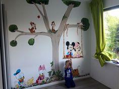 Disney muurschildering joan of arts