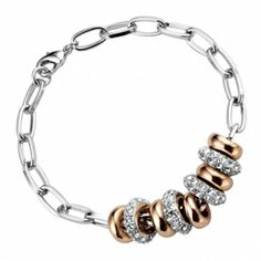 The Pursuit of Happiness Crystal Bracelet   Aimeng-silver.com