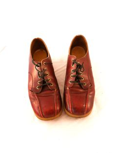7078dcca1a3 Oxblood 70s Campus Round Toe Leather Loafer