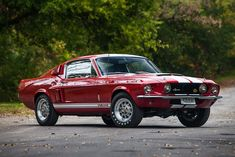 utwo:   1967 Shelby GT500 Fastback © mecum - Muscle Cars N' Chicks