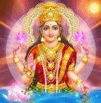 SHRI LAKSHMI DEVI by VISHNU108