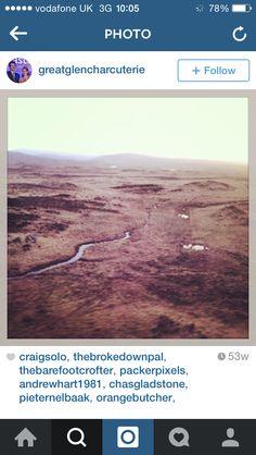 .@greatglencharcuterie shares this great photo. #CaledonianSleeper #Scotland #UK #Scenery #Landscape #ScottishIgers