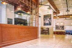 Fábrica da Nata Patisserie by Shopworks Portugal, Lisbon – Portugal » Retail Design Blog