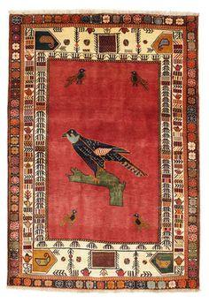 Qashqai carpet 192x134