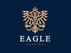 Showcase of 45 Magnificent Logo Designs With Wings Identity Design, Logo Design, Graphic Design, Logo Circulaire, Logos, Logo Branding, Design Spartan, Automotive Logo, Two Heads