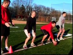 HT Youth Flag Football Coaching Video (1 of 4)