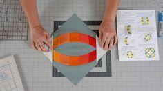 Metro Rings Pattern Tutorial