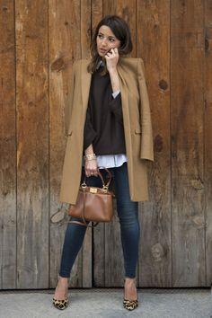 Camel παλτό και οι συνδυασμοί για τις εμφανίσεις αυτόν το χειμώνα! - iPop