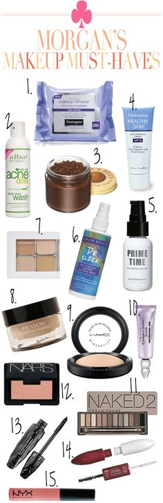 makeup must-haves - The Beauty Thesis