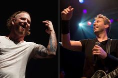 Slipknot's Corey Taylor And Nickelback's Chad Kroeger Continue To Feud - This Time KFC's Involved! #ChadKroeger, #CoreyTaylor, #KFC, #Nickelback, #Slipknot celebrityinsider.org #celebritynews #Lifestyle, #Music #celebrityinsider #celebrities #celebrity