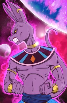 beerus by ZeaW90