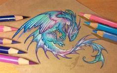 Вода жемчужина дракона, AlviaAlcedo