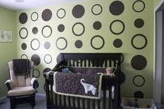 Adorable Baby nursery from madebymichelle
