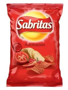 Sabritas Adobadas have a distinctive spicy flavor, inspired by a blend of chile, tomatoes and other spices. Would you try these spicy Mexican chips?