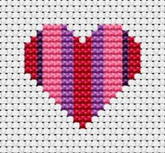 large cross stitch patterns for kids - Google Search