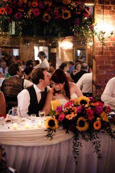 A Technicoloured Wedding: Ren & Tim