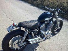 Virago 535 Virago 535, Yamaha Virago, Custom Motorcycles, Custom Bikes, Cars And Motorcycles, Scrambler, Cool Bikes, Racing, Bike Ideas