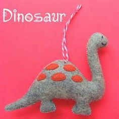 Felt Dinosaur Patterns - Bing Images